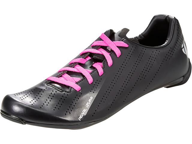 PEARL iZUMi Sugar Road Shoes Dame black/black